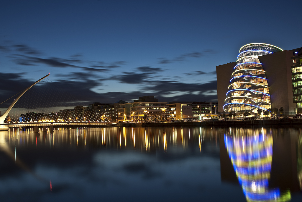 Dublin National Convention Centre