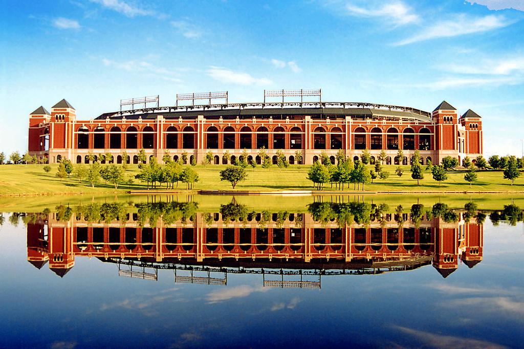 Rangers Ballpark - Steven Martin