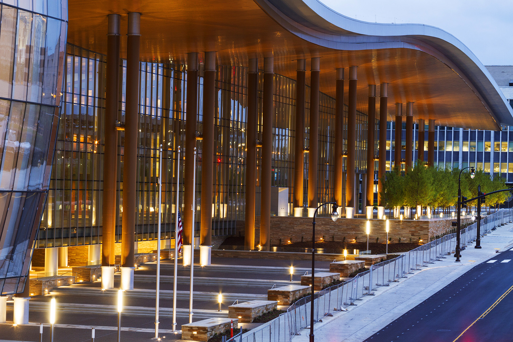 Music City Center Receives Real And Leed Gold