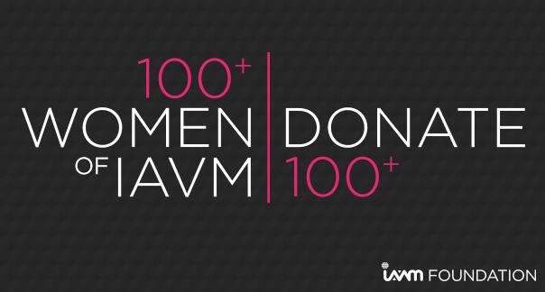 100 Women of IAVM