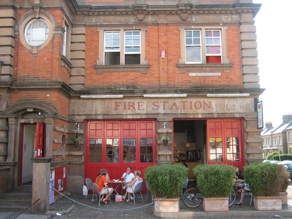 Firestation Centre for Arts and Culture