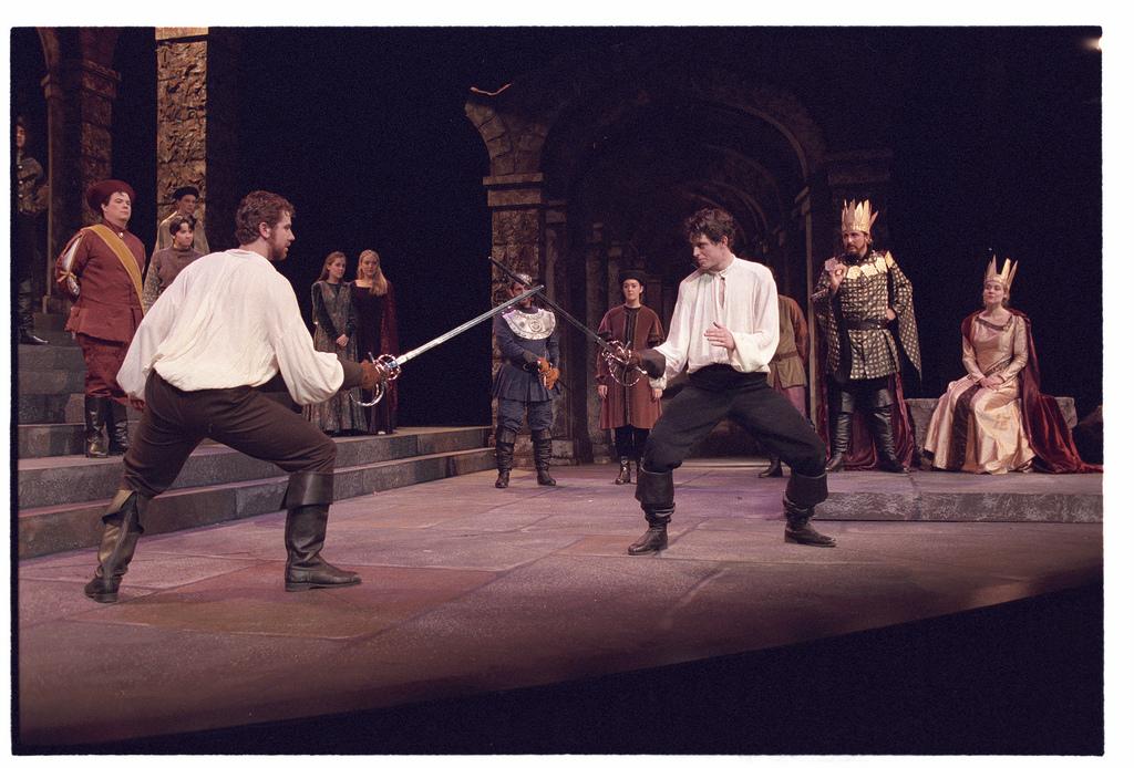 Hamlet play