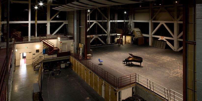Zellerbach Rehearsal Hall