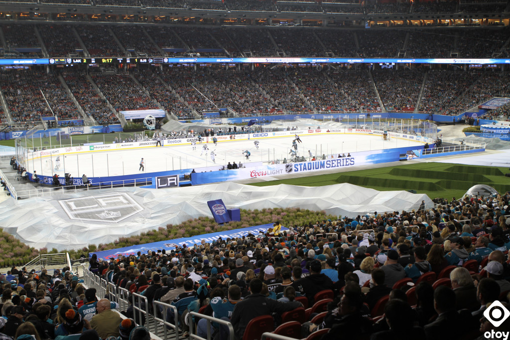NHL Virtual Reality