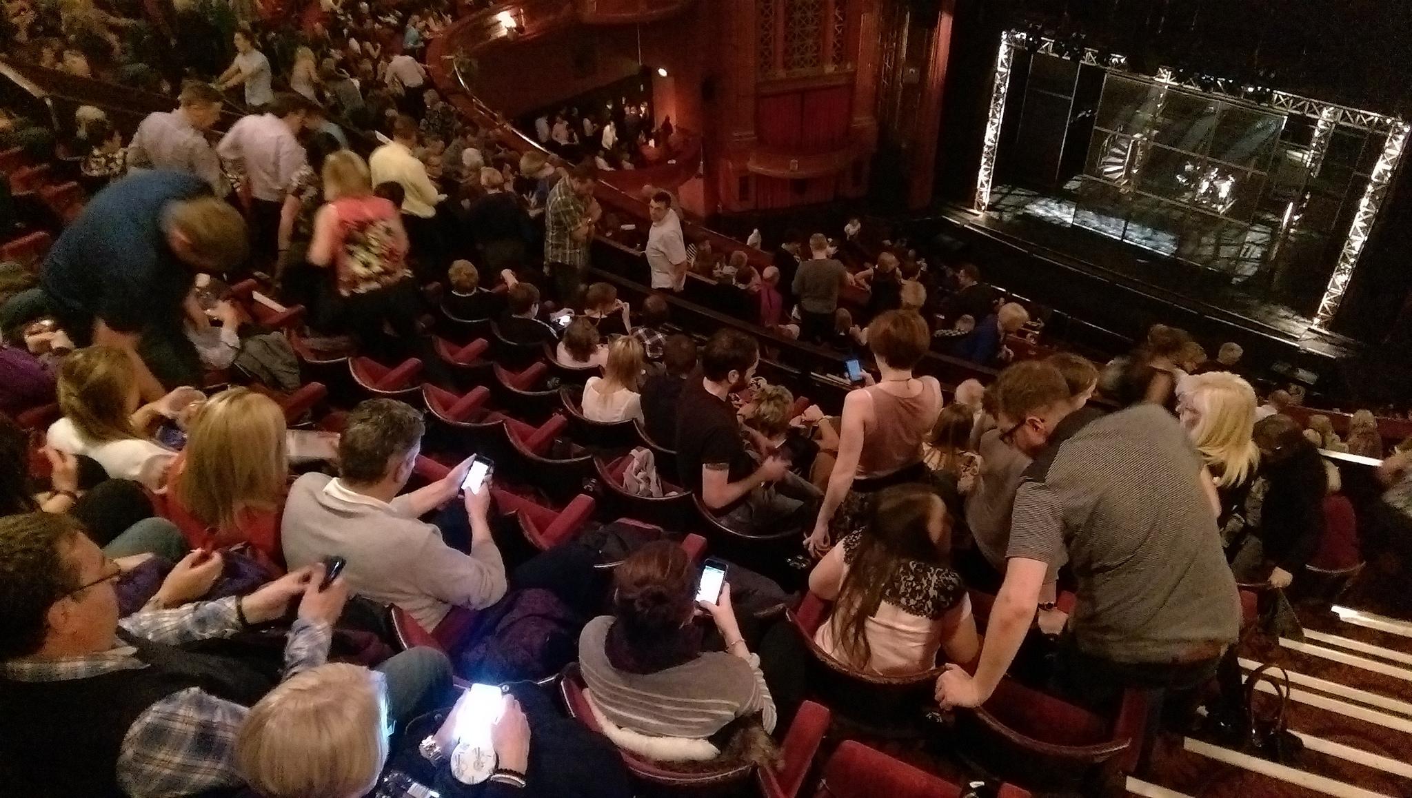 theatre mobile phones