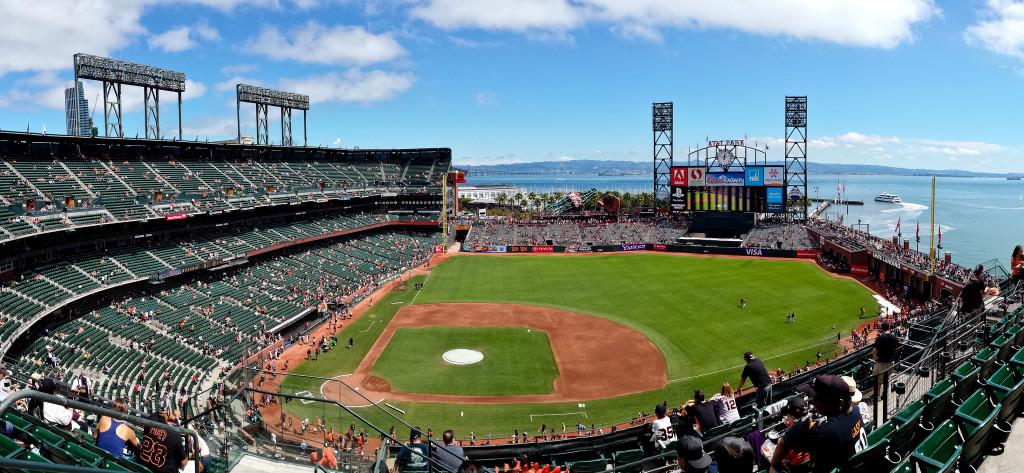 San Francisco ATT Park