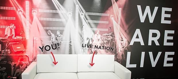Live Nation VC15