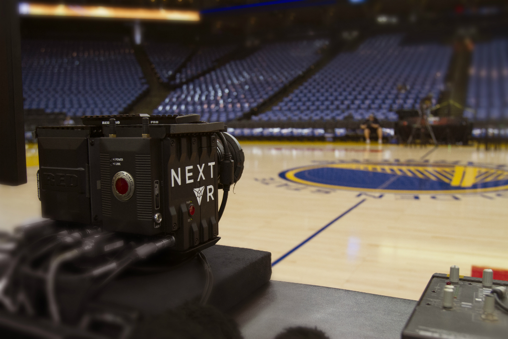 Virtual Reality Golden State Warriors