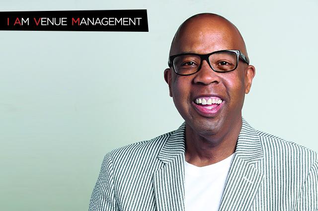 I Am Venue Management: John Wilborn