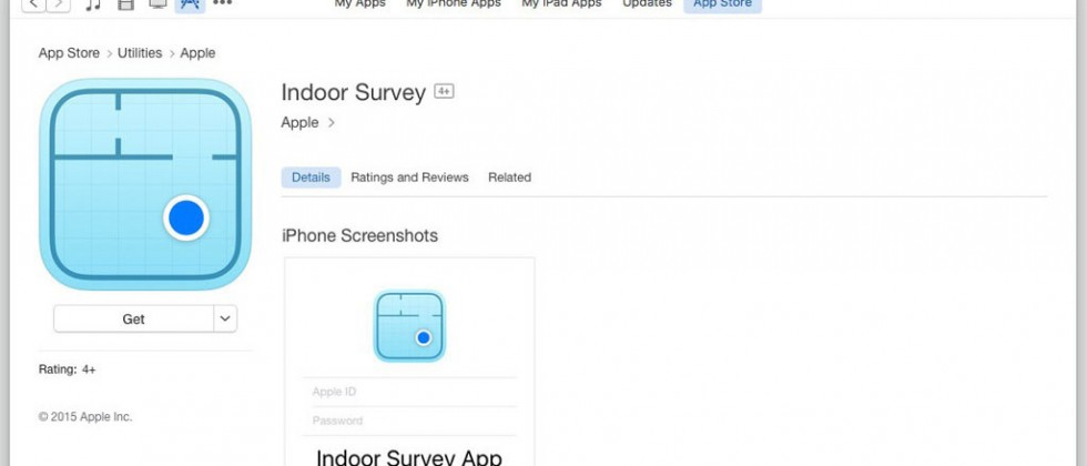 Apple Indoor Survey