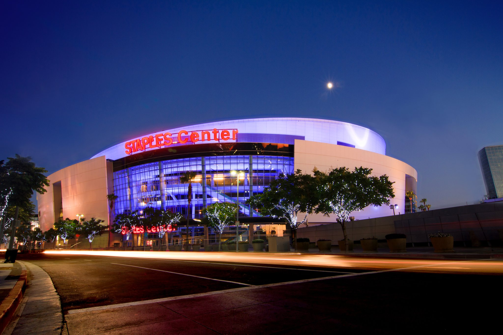 International Association Of Venue Managers Staples Center