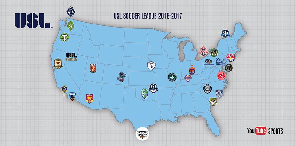 USL Map