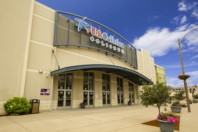 US Cellular Coliseum