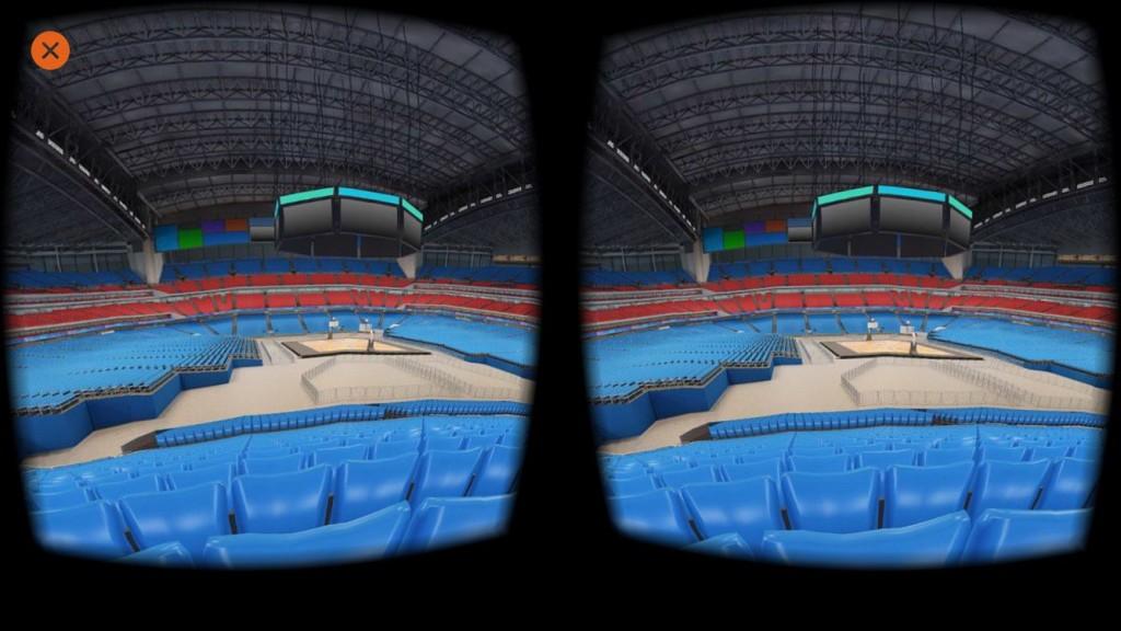 StubHub VR