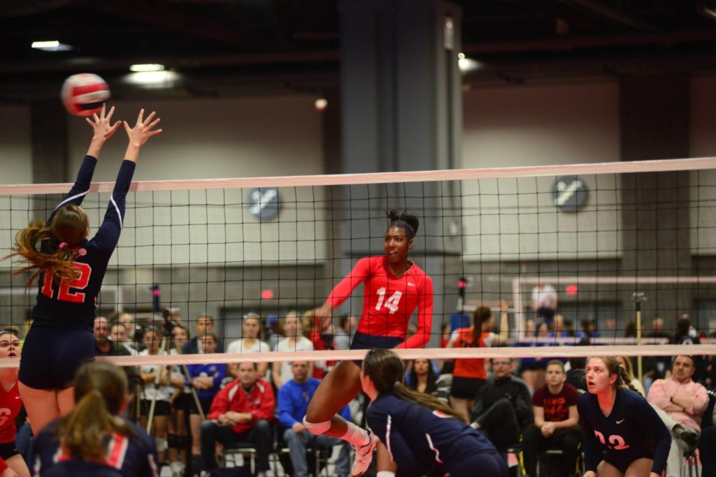 Events DC Volleyball
