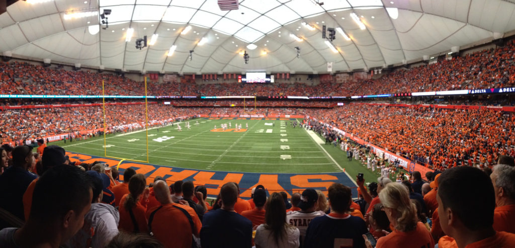Syracuse University Carrier Dome